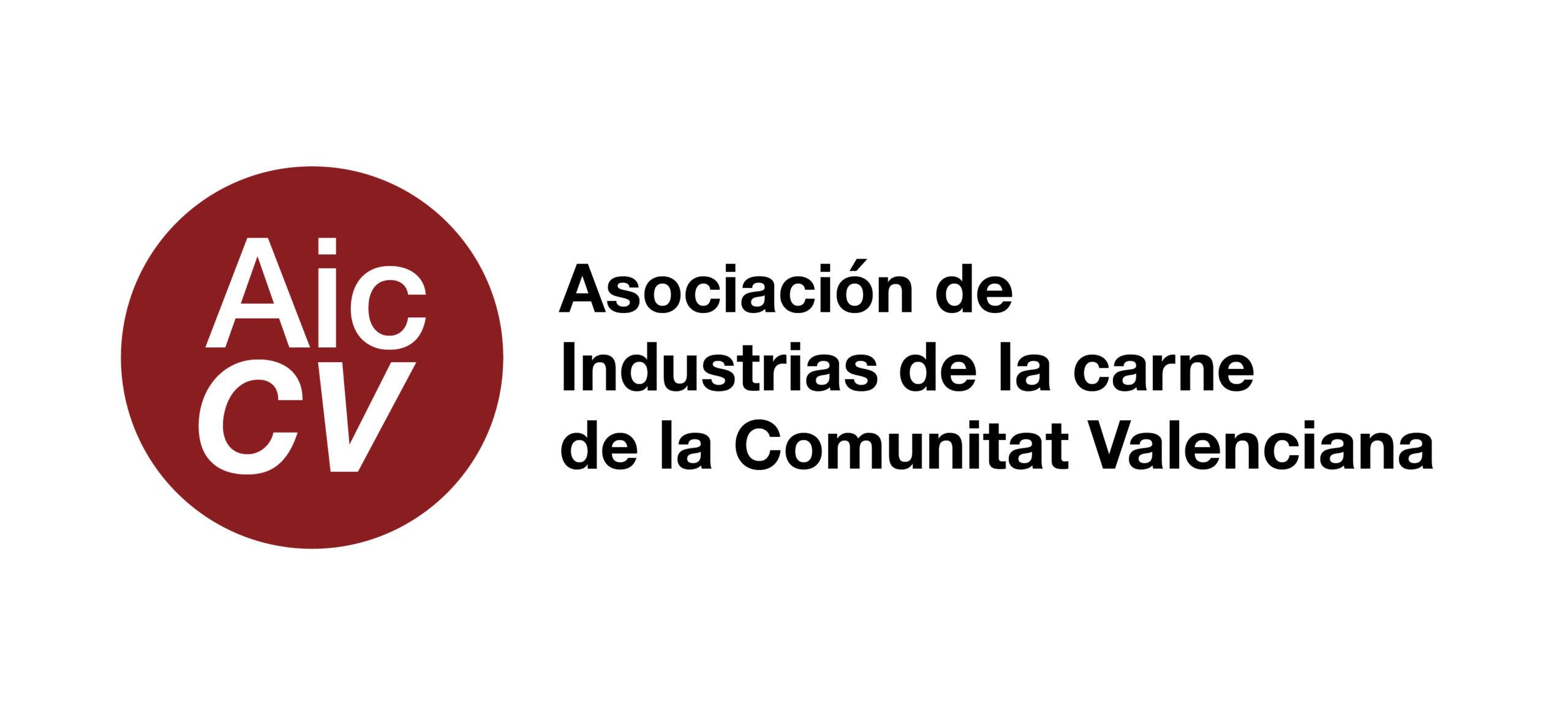 Logo AICCV con nombre de la Asociación